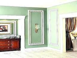 wall trim molding decorative designs ideas bedroom