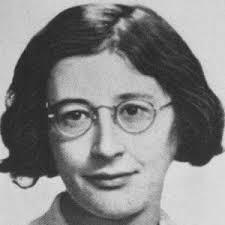 Résultats de recherche d'images pour «Simone Weil»