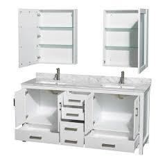 Bathroom Vanity 72 Double Sink