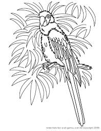 Small Picture Hawaii Coloring Pages