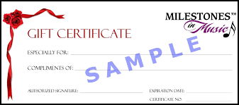 enchanting spa gift certificate template ornament professional