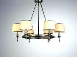 drum shade chandelier fabric chandeliers regarding best and newest breathtaking shades large white chande