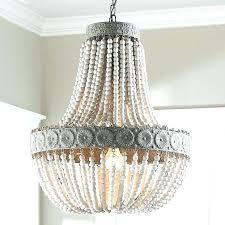 white beaded chandelier white bead chandelier vintage retro wooden beaded pendant light earrings white beaded