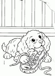 Kleurplaat Hond Met Puppy Archidev Kleurplaten Schattige Honden