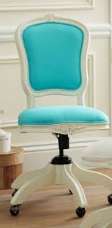 tiffany blue office. Tiffany Blue And White Office Chair - For The Day My Is Not Same A