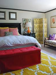... Wonderful Chair End Of Bed Bench Couch Fabric Bench For Bedroom  Upholstered Red Bedroom Bench Photos ...