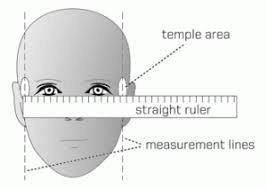 Aviator Size Chart Fitment Guide Sensolatino Eyewear Italian Luxury Sunglasses