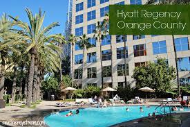 hyatt regency orange county anaheim california
