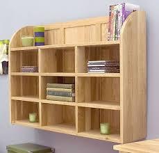 conran solid oak hidden home office. Conran Solid Oak Modern Furniture CD DVD Office Storage Wall Rack Conran Hidden Home