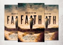 Free Church Flyer Templates Photoshop Faith Flyers Ohye Mcpgroup Co
