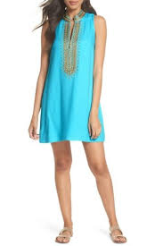 Lilly Pulitzer Size Chart Lilly Pulitzer Lilly Pulitzer R Jane Embroidered Shift