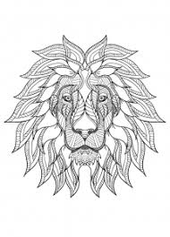 Select from 35450 printable crafts of cartoons, nature, animals, bible and many more. Lion Free Printable Coloring Pages For Kids