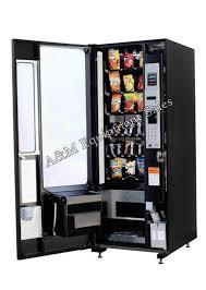 Coffee Vending Machine Dubai Enchanting AMS Slim Gem Snack Machine [small] AM Vending Machines