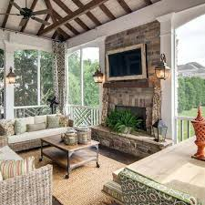 back porch fireplace porch fireplace design ideas pictures remodel and decor page 2 back porch fireplace
