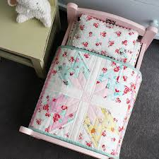 178 best Doll Quilts & Bedding images on Pinterest | Dolls, DIY ... & Cutest quilt from Nana & Company! Adamdwight.com