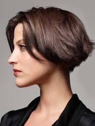 short haircuts for thick straight hair 10