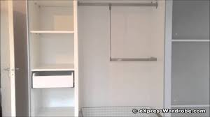 Design Pax Wardrobe Online Ikea Pax Lyngdal Sliding Door Wardrobe Design With Interior Fittings Soft Close System