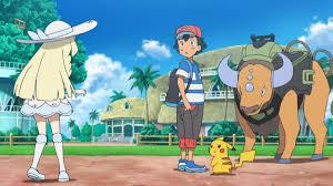 Pokemon Sun And Moon Tập 1 ( Vietsub ) - MG MOBILE