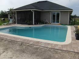 gunite pool cost. Macclenny, Florida Swimming Pool $29,000 Gunite Cost