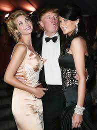 Inside Ivanka and Tiffany Trump s Complicated Sister Act Vanity Fair