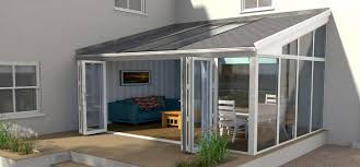 be inspired by our customers lean to conservatories