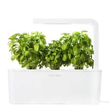Herb Kitchen Garden Kit Amazoncom Click Grow Indoor Smart Fresh Herb Garden Kit With