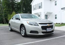 All Chevy chevy cars 2015 : Review: 2015 Chevrolet Malibu Eco LS - The Truth About Cars