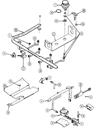 Kenmore gas stove parts