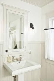white bathroom medicine cabinets. Beautiful Best 25 Recessed Medicine Cabinet Ideas On Pinterest Bathroom Cabinets With Mirrors White A