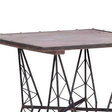 metal bistro set. Heavy Metal Bistro Table (Rustic Black) Set
