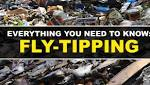 These are the worst areas to live in Croydon for fly-tipping