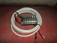 volvo penta panel boat parts volvo penta mercrusier bayliner under dash fuse panel fuse block w wire