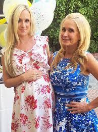 Kim Richards' Daughter Brooke Wiederhorn Gives Birth to Baby Boy ...
