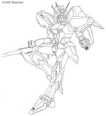 big gundam anime robot