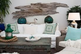 Heute steht die farbe für eleganz, coolness und modernen charme. Wohnzimmer Deko Ideen Maritime Accessoires