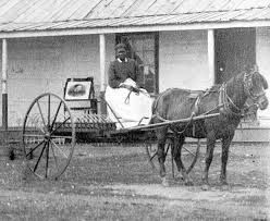 """How The Once Enslaved """"Stagecoach Mary"""" Became The Gun-Toting First Black  Woman Mail Carrier - BUST"""