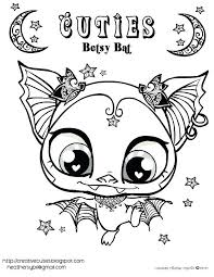 Lps Coloring Pages Luxury Coloring Pages Stock Cute Littlest Pet
