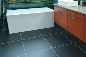 Bathroom Remodel Tile Floor With Large Tiles Renovations M Beautiful Design