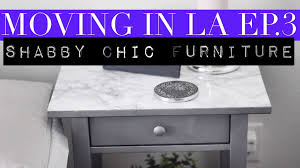 moving in la ep 3 shabby chic furniture diy