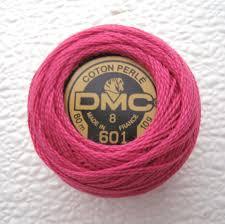 Dmc Pearl Cotton 8 Color Chart Dmc Perle Cotton 8 Color 610 898