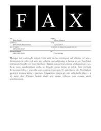 Blank Fax Cover Sheet Template 53 Copy Of A Cover Letter For Fax