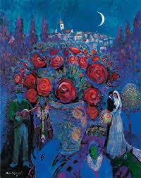 wedding flowers marc chagall 2016 the john myatt collection art castle