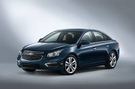 2015 Chevrolet Cruze Gets A New Mug - The Truth About Cars