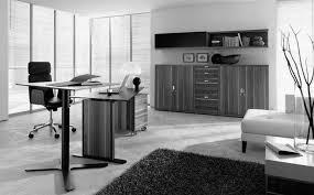 office black. Grey And White Home Office Ideas Black Design Furniture Interior Desk Cheap