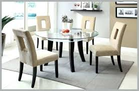 42 inch round glass table top inch round glass dining table w post 42 tempered glass table top