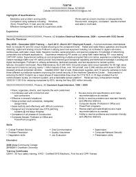 Stunning Security Clearance Resume Images - Simple resume Office .