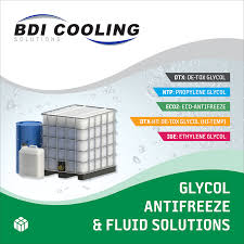 Ige Ethylene Glycol Antifreeze Industrial Coolant