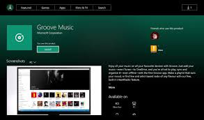 how to make music program groove music gets updated on the xbox preview program music videos