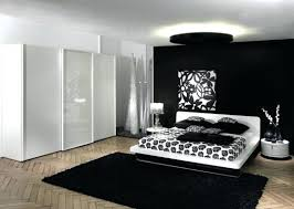 Contemporary black bedroom furniture Leather Collection In Modern Black Bedroom Furniture And White Bedrooms Room Designs Black And White Modern Bedrooms Blacklabelappco Grey Black White And Blush Large Scale Triangle Bedding For Modern