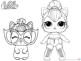 Lol Doll Colouring Pages Luxe Doll Coloring Pages Doll Coloring